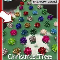 Christmas Tree Reinforcement Activity